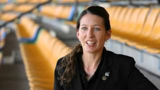 Referee Profile: Anna-Marie Keighley
