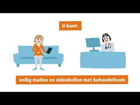 Elektronisch patiëntendossier van Amsterdam UMC
