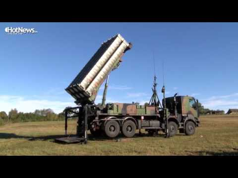 MBDA SAMP/T anti-air system with Aster 30 missiles - Why is it better than Patriot?