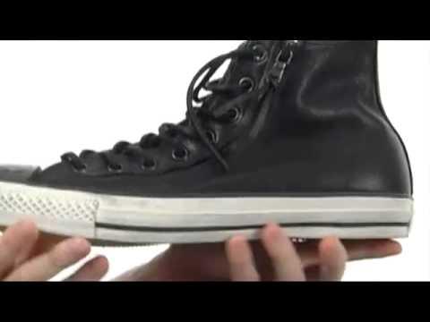 Converse Chuck Taylor® All Star® Denim Double Zip Hi SKU