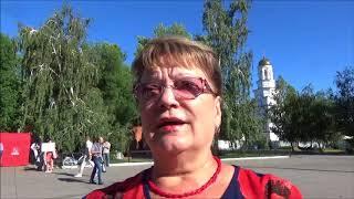 Саратов, 3 июля 2018, митинг против пенсионной реформы