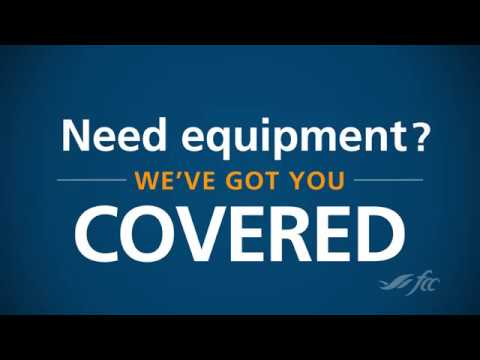 FCC Equipment Financing