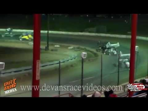 May 31, 2014 | URSS Sprint Cars | El-Paso County Speedway