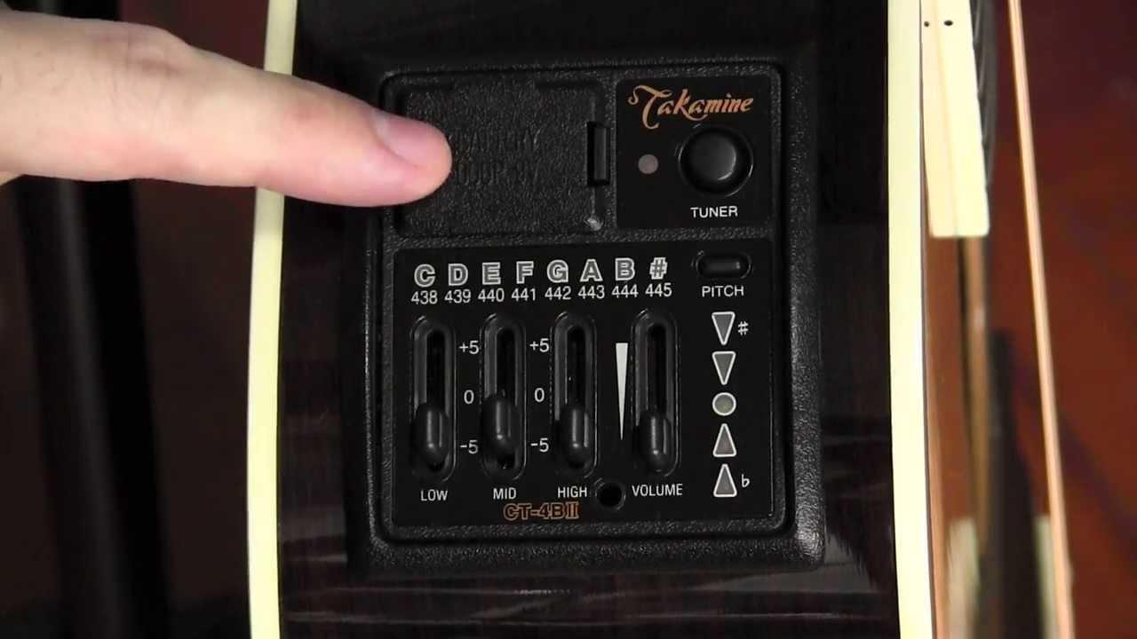 Takamine key generator