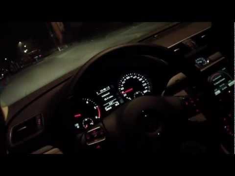 2012 VW Passat 2.0 TDI fuel consumption on B-roads