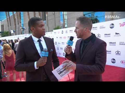 Tye Comer Red Carpet Interview - BBMA 2015
