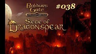 BG: Siege of Dragonspear #038 - Kapitel 9: Zwielichte Halborks [Blind, German/Deutsch Lets Play]