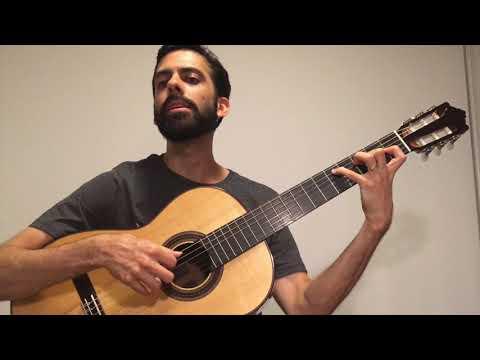 Matheus Baraçal - Só Ame (Matheus Baraçal) [ voz e violão ]