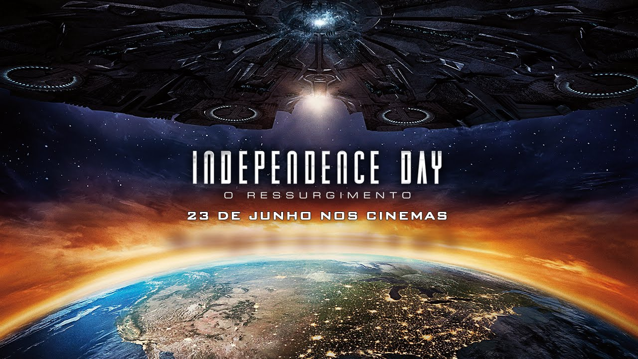 Independence Day: O Ressurgimento | Terceiro Trailer Oficial | Legendado HD