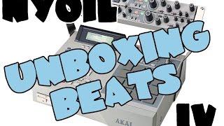 Beat Unboxing IV f/ Jah I Witness
