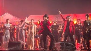 2016年8月20日(土)開催の「神宮外苑花火大会 2016」に登場した、帝劇10...