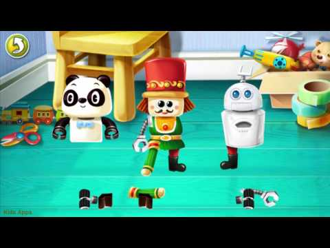 Dr Panda Home | Learn About Household Chores for Kids