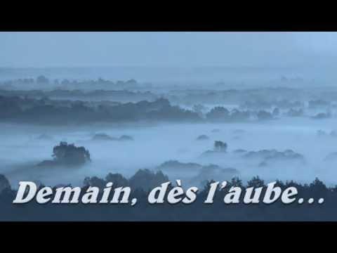 Demain, dès l'aube... de Victor Hugo Les Contemplations