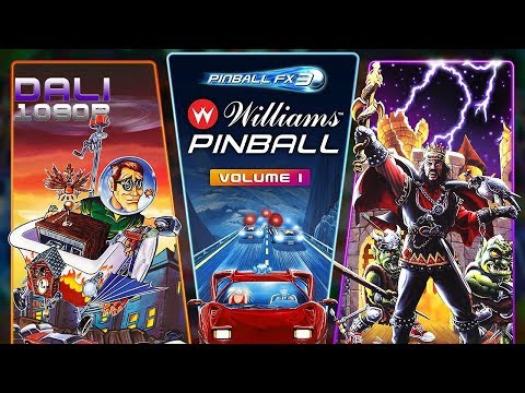 Pinball FX3 - Williams Pinball: Volume 1 - All Classic & Remastered Tables
