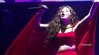 "LORDE / ""Team"" (Live) / Milwaukee / September 26th, 2014"