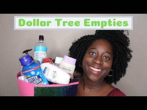 Dollar Tree Empties Oct 2019 |Dollar Tree Perfume, Body Wash, Candles, and more!