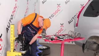 Hvordan bytte bakre hjulopphengs spiralfjærer på HONDA CR-V 2 [BRUKSANVISNING]