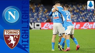 Napoli 2-1 Torino | Manolas and Di Lorenzo Seal the Points for Napoli! | Serie A TIM
