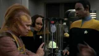 Get the cheese to sickbay
