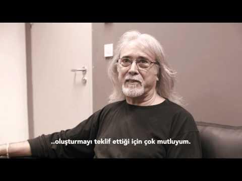 Carles Benavent konser öncesi (İstanbul Experience)