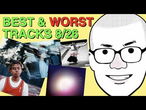 Weekly Track Roundup: 8/26 (Logic, YBN Cordae, Disclosure, Haru Nemuri)