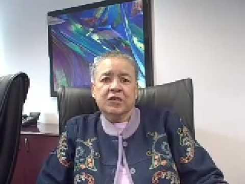 Reverend Sarah Anderson,