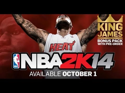 NBA 2K14 - Reveal Trailer