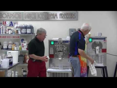How to Make Concord Grape Italian Ice