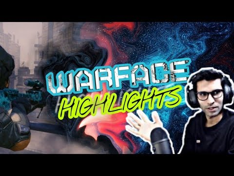 Epic Last Second Clutch - Warface Stream Highlights thumbnail