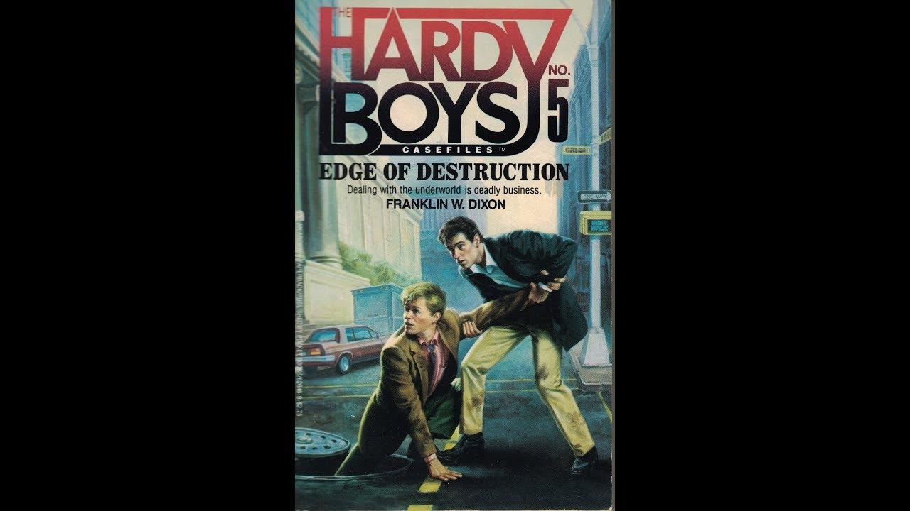 HARDY BOYS CASE FILE 77 SURVIVAL RUN RING OF EVIL 2