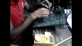dead videocon tv repairing in hindi