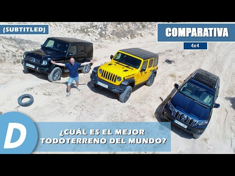 Off-road shootout: How does the Jeep Wrangler stack up against the competition