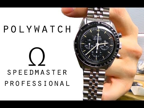Speedmaster Professional - PolyWatch Repair