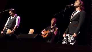 Rufus Wainwright / TeddyThompson / Adam Cohen - Chelsea Hotel - 8 / 7/12