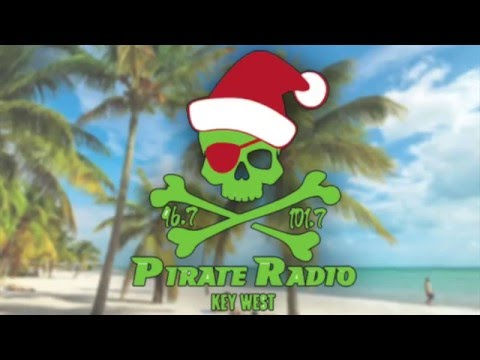 The 12 Days of Pirate Radio Christmas Song