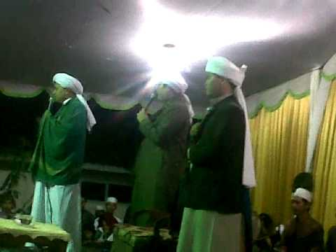 Duet sholawat KH. Ule - KH. Salimul apip