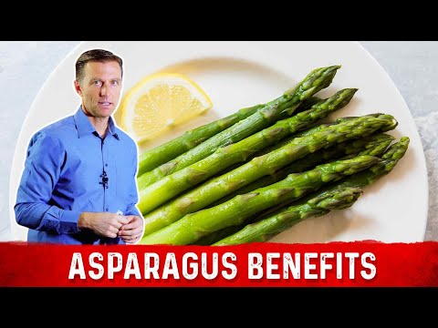 Interesting Health Benefits of Asparagus