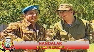 Handalak - Askar hazillari | Хандалак - Аскар хазиллари (hajviy ko'rsatuv)