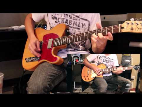 The Pretender - Foo Fighters Guitar Cover (HD)