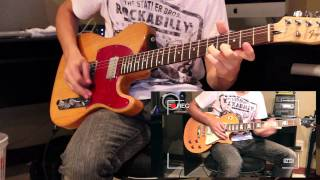 The Pretender Foo Fighters Guitar Cover Hd