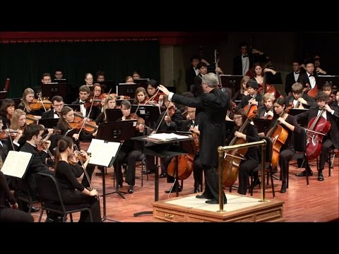 UNT Symphony Orchestra-Dvořák: Symphony No. 8