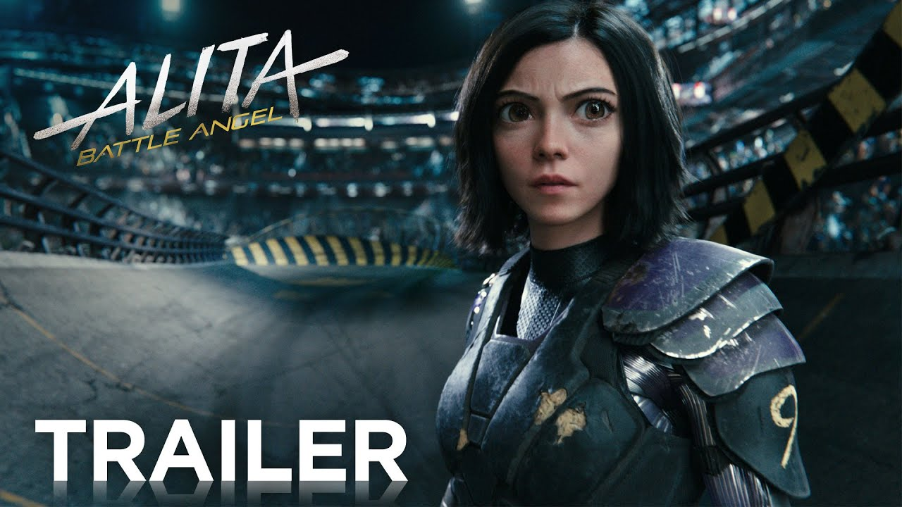 Alita- Battle Angel (2019)