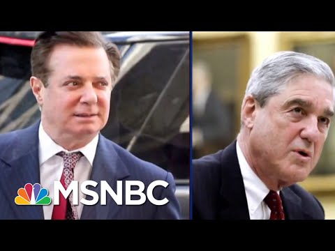 Jailed Paul Manafort Reportedly Cutting Bob Mueller Deal | The Beat With Ari Melber | MSNBC