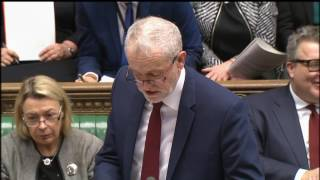 Prime Minister's Questions: 22 February 2017 thumbnail