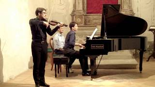 W.A. Mozart, Sonata per violino e pianoforte n. 23 in re maggiore, K306