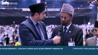 Final Impressions - National Ameer Canada, Sajjar Fahrukhi   - Jalsa Salana Germany 2015