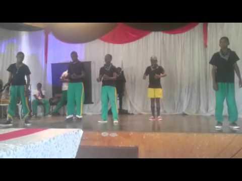 Hybrids  St Ignatius College, Zimbabwe 2016