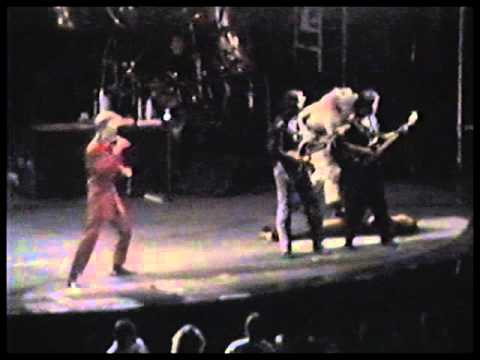 David Bowie Capital Centre Landover MD 9/29/87