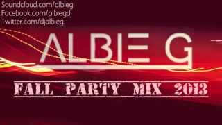 FALL PARTY MIX 2013 - AlbieG House / Dance / Mashup / Hip-Hop / Twerk