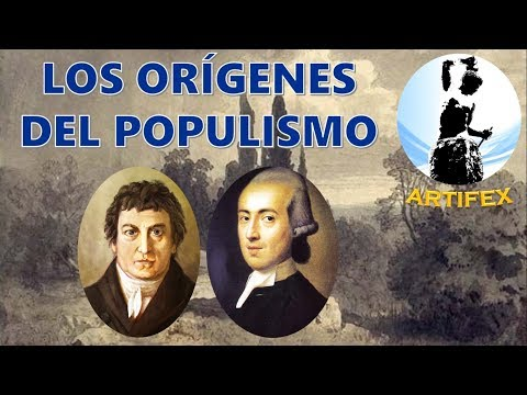 LOS ORÍGENES DEL POPULISMO. LATINOAMÉRICA Y EL POPULISMO 2